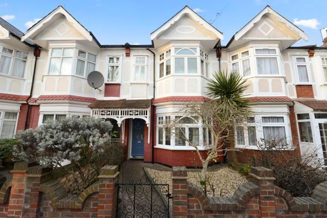 4 bed terraced house for sale in Graham Avenue, London