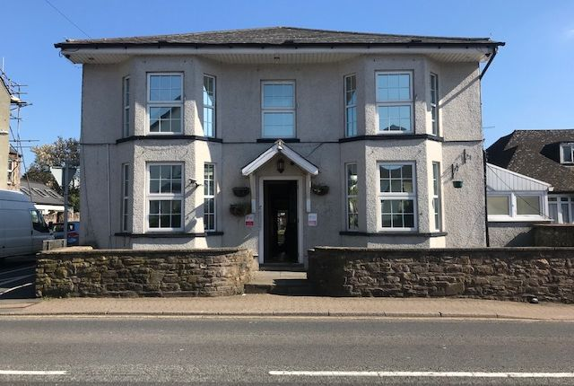 Thumbnail Detached house for sale in Hereford Road, Abergavenny