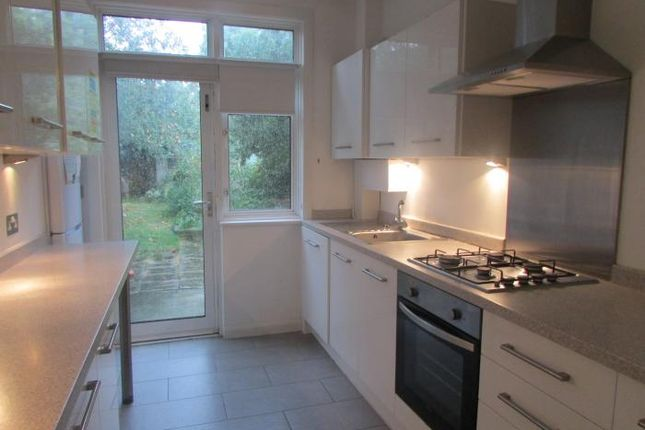 Thumbnail Terraced house to rent in Park View, New Malden, Surrey