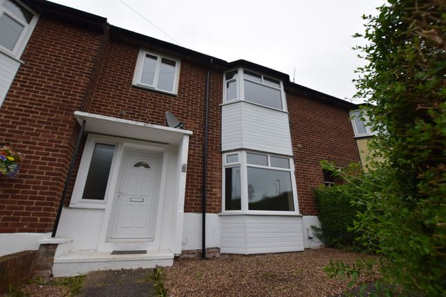 Thumbnail Terraced house for sale in Maine Drive, Chaddesden, Derby