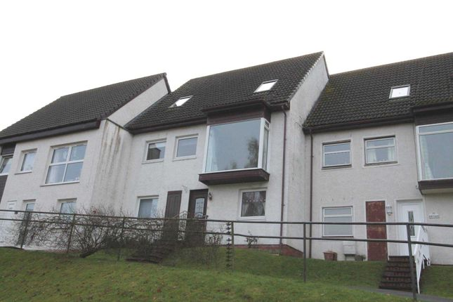 Thumbnail Terraced house to rent in Castlehill Crescent, Kilmacolm