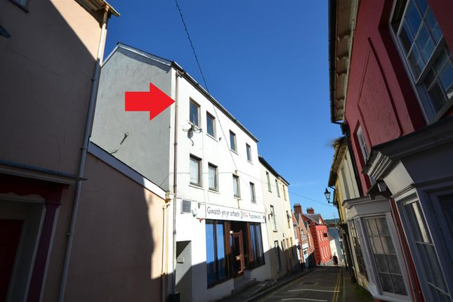 Flat for sale in St. Mary Street, Cardigan