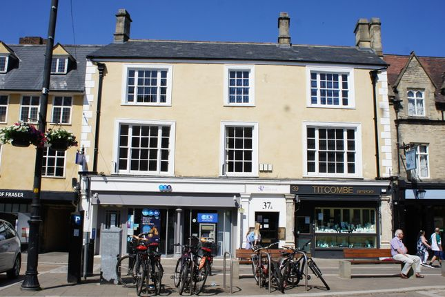 Thumbnail Office to let in Market Place, Cirencester