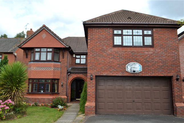 Thumbnail Detached house for sale in Prospero Drive, Heathcote, Warwick Gates, Warwick