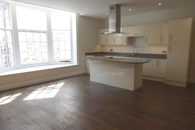 Thumbnail Flat to rent in South Parade, Bawtry, Doncaster