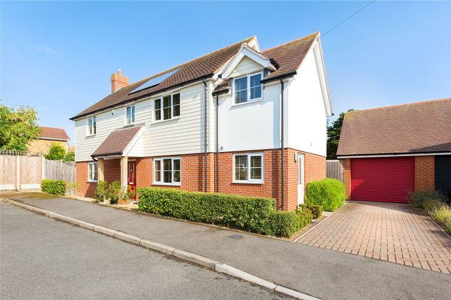 Thumbnail Detached house for sale in Pottery Lane, Chelmsford, Essex