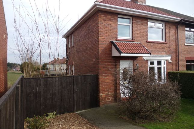 Thumbnail Semi-detached house to rent in Briardale, Consett
