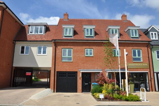 Thumbnail Town house to rent in Sandpit Hill, Main Street, Tingewick, Buckingham