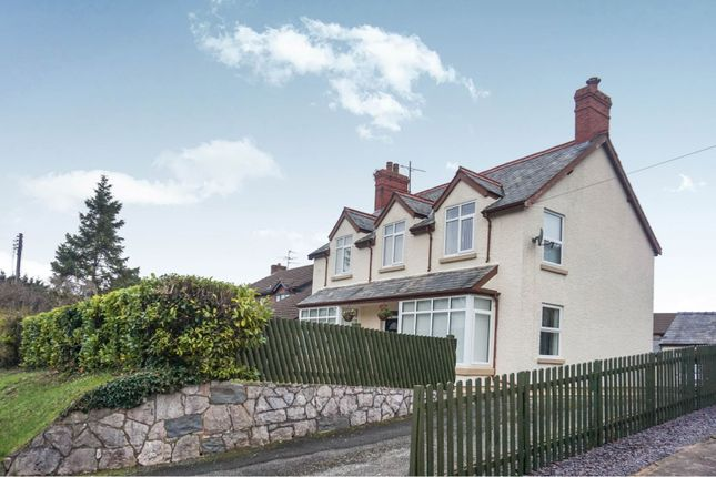 Thumbnail Detached house for sale in Llanfair Road, Abergele