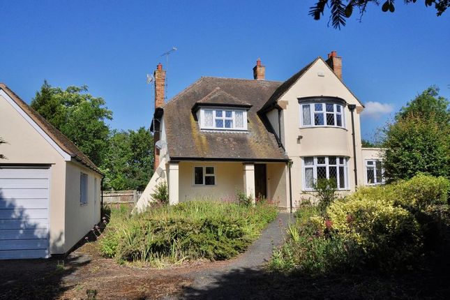 Thumbnail Detached house for sale in Greenhill, Evesham