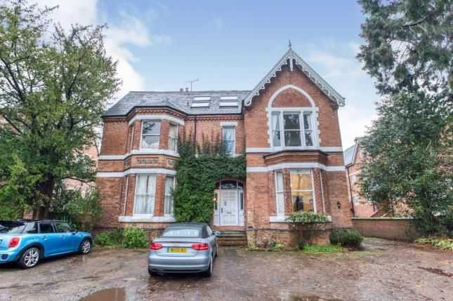 Thumbnail Flat for sale in Guys Cliffe Avenue, Leamington Spa, Warwickshire, England
