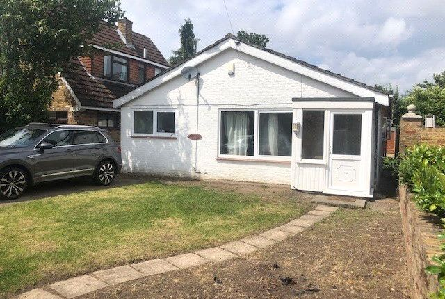 Thumbnail Bungalow to rent in Hardings Row, Iver, Greater London