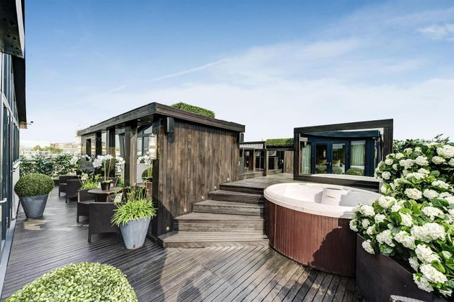 Roof Terrace of Harrington Road, London SW7