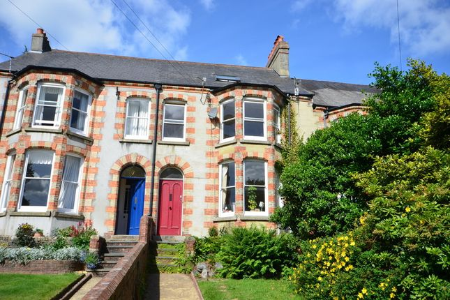 Thumbnail Flat for sale in Stratton Terrace, Truro