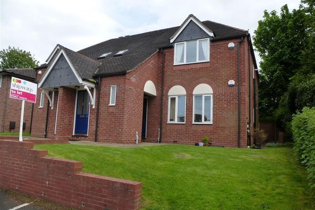 Thumbnail Maisonette to rent in Baxter Gardens, Kidderminster
