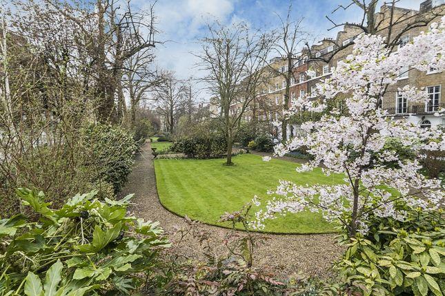 Gardens of Brompton Square, London SW3