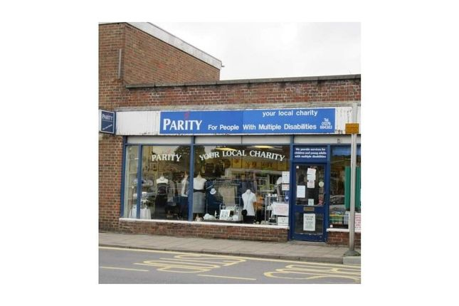 Thumbnail Retail premises for sale in 53 High Street, Frimley