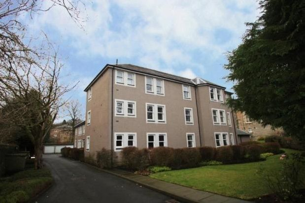 Thumbnail Flat to rent in Snowdon Place, Stirling