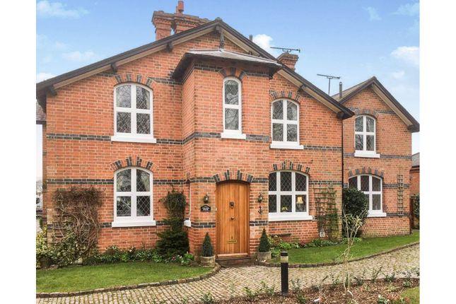 Thumbnail Mews house for sale in 5 Rangemore Hall Mews, Rangemore, Burton-On-Trent