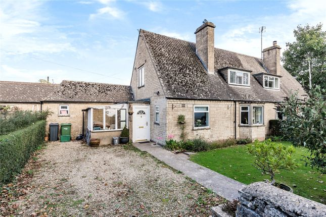 Thumbnail Terraced house for sale in Eastcombe, Stroud, Gloucestershire