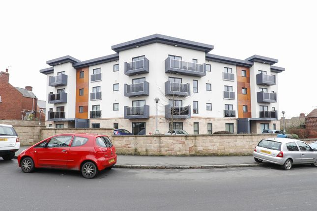 Thumbnail 2 bed flat to rent in Field View, Bradbury Place, Chatsworth Road, Chesterfield