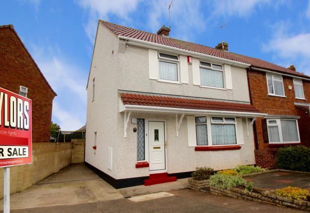 Thumbnail Semi-detached house for sale in Streamside, Mangotsfield, Bristol, Gloucestershire