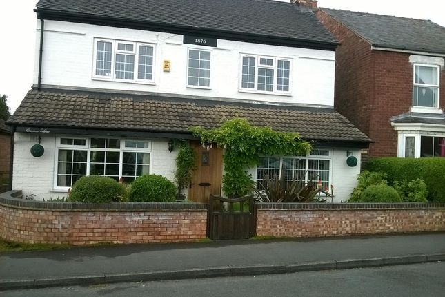 Thumbnail Detached house for sale in Green Lane, Birchmoor, Tamworth