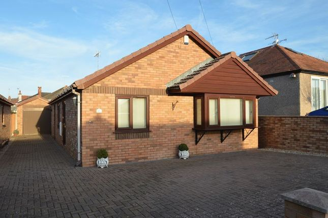 Thumbnail Detached bungalow for sale in Alexandra Drive, Prestatyn