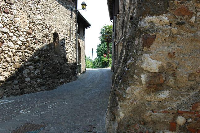In The Village_1 of Via Garda, Lake Garda, Italy