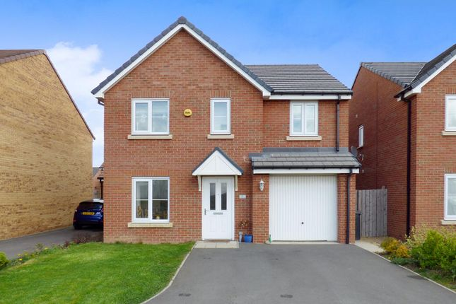 Thumbnail Detached house for sale in De Havilland Way, Hartlepool
