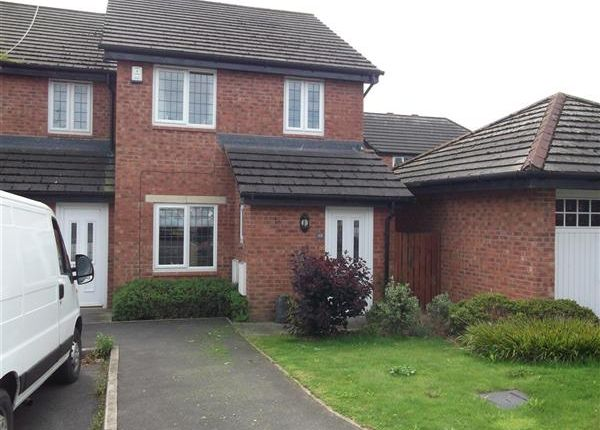 Thumbnail Mews house to rent in Greenacres, Freckleton, Preston