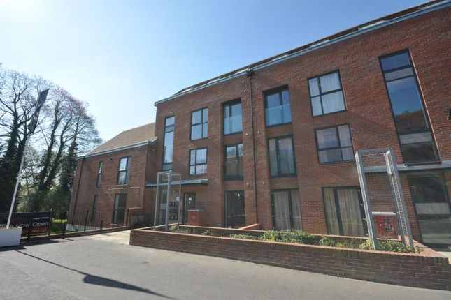 Thumbnail Flat to rent in Candleford Court, Buckingham