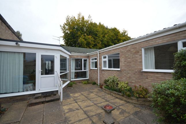 Thumbnail Detached bungalow for sale in Brentwood, Eaton, Norwich
