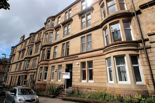 Flat for sale in Barrington Drive, Woodlands, Glasgow