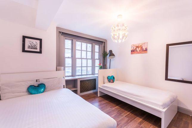 2 bed flat for sale in Park West, Hyde Park Estate