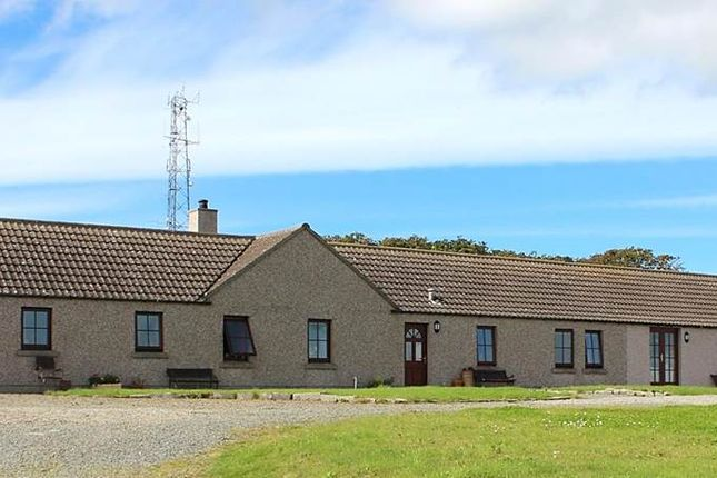 Thumbnail Cottage for sale in Howe Road, Stromness, Orkney