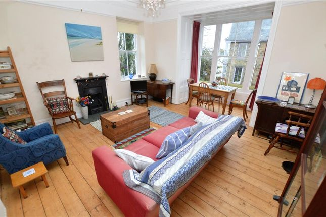 Thumbnail Flat to rent in Morrab Road, Penzance, Cornwall