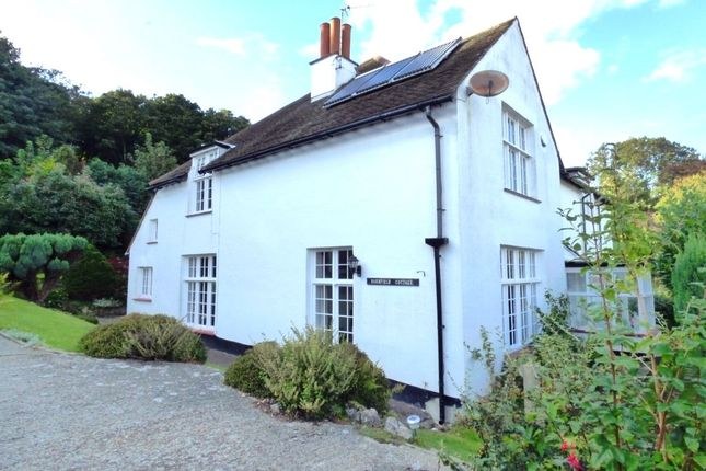 Thumbnail Detached house for sale in Military Road, Sandgate, Folkestone