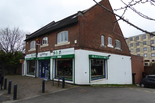 Thumbnail Flat for sale in Layerthorpe, York