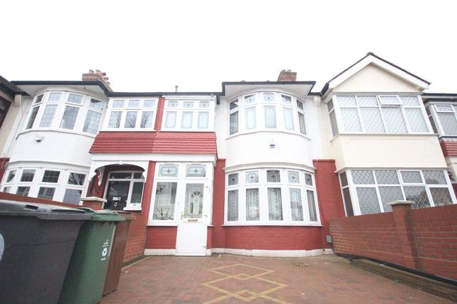 Thumbnail Terraced house to rent in Cranston Gardens, London