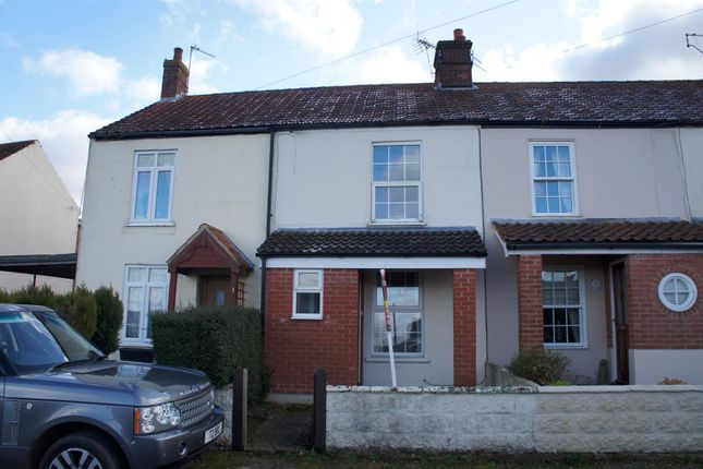 Thumbnail Terraced house for sale in Welgate, Mattishall, Dereham