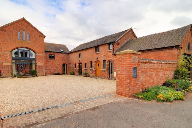 4 bed barn conversion for sale in Woodseaves, Market Drayton TF9