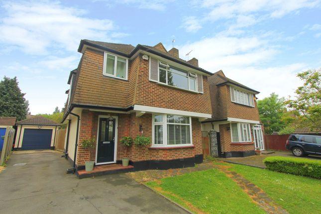Thumbnail Detached house for sale in Hamilton Way, Wallington