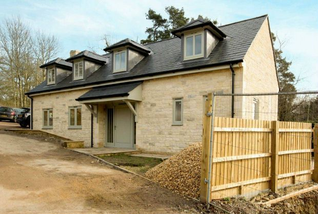 Thumbnail Detached house for sale in Teffont, Salisbury, Wiltshire