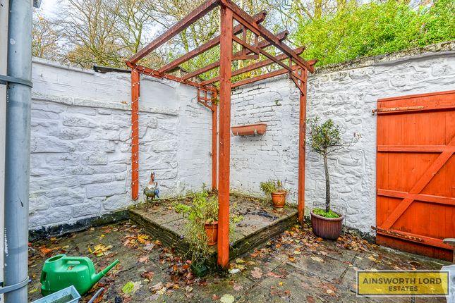 Garden of Cyprus Street, Whitehall, Darwen BB3