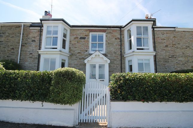 Thumbnail Terraced house to rent in Penwerris Terrace, Falmouth
