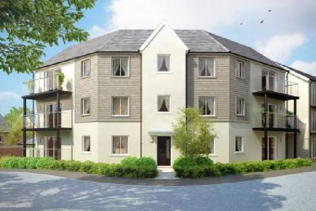 Thumbnail Flat for sale in Longhedge, Salisbury, Wiltshire