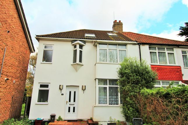 Thumbnail Semi-detached house for sale in Harvel Crescent, London