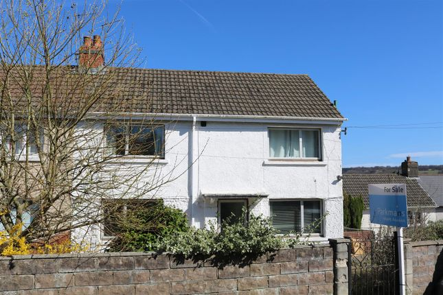 Thumbnail Property for sale in Albertina Road, Newbridge, Newport
