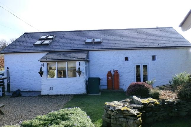 Thumbnail Detached house for sale in The Barn, Trefenter, Aberystwyth, Ceredigion